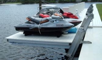 boat and jet ski values boat lifts boat lifts docks of south florida