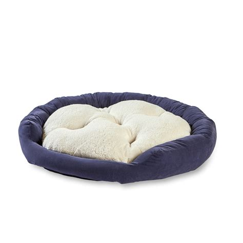 donut dog bed happy hounds murphy donut dog bed large 42 inch