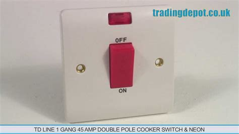 2 cooker switch wiring diagram efcaviation