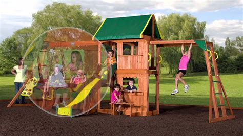 Backyard Discovery Coupon Leisure Backyard Discovery Prairie Ridge Cedar Swing Set