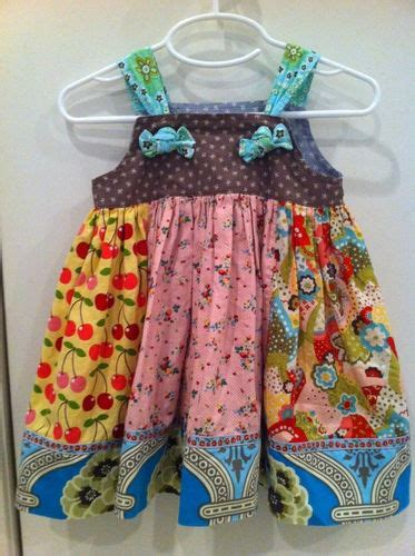 Dress Anak Knot Dress euc matilda platinum strawberry pickin knot
