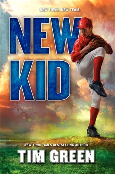 the new kid books tim green new kid