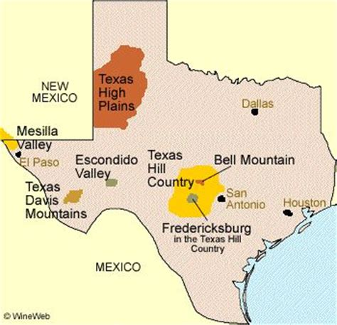 texas wine country map 1000 images about wine regions on country maps oregon and new zealand wine