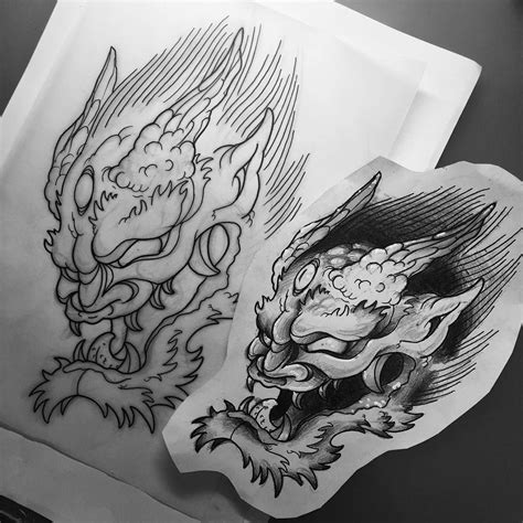 oni tattoo pin by diman on oni 1 oni mask