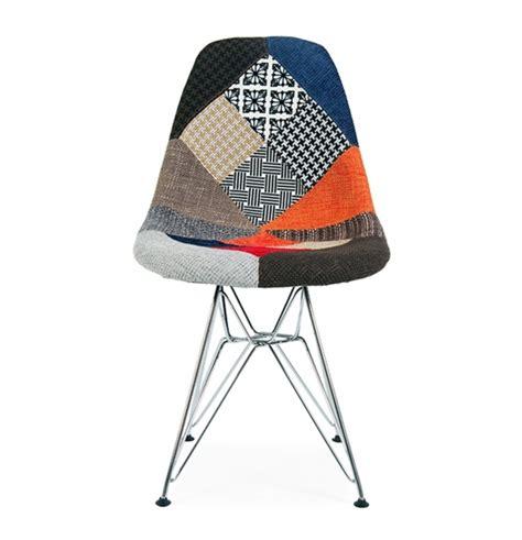 chaise eames patchwork chaise dsr patchwork style eames secret design