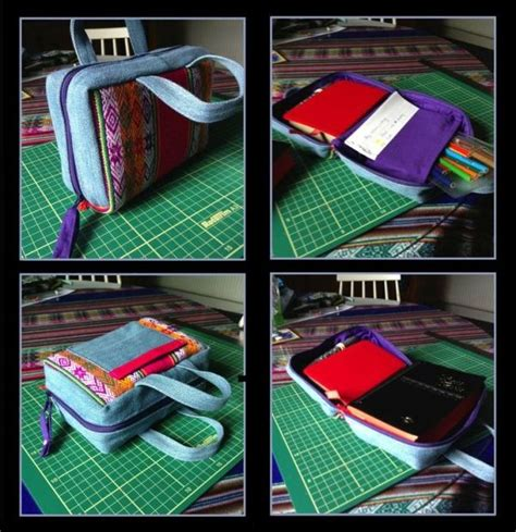 sewing pattern for zippered bible cover zippered bible cover sewing tutorial by pkayfit sewing
