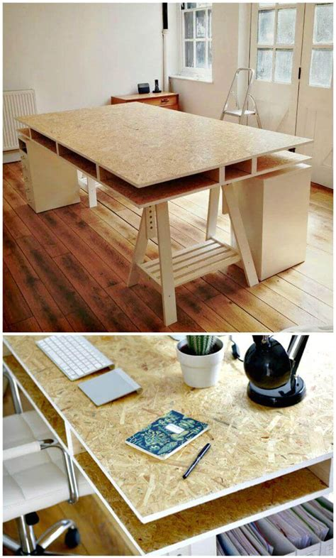 diy desks ideas 25 best diy desk ideas and designs for 2019