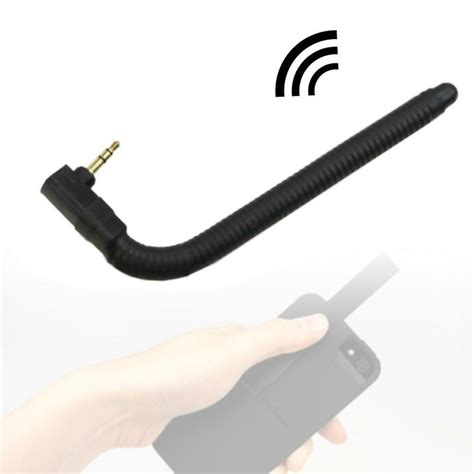 mm jack external antenna signal booster dbi  mobile cell phone outdoor mt  ebay