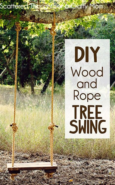 how to make swings 25 best ideas about tree swings on pinterest garden