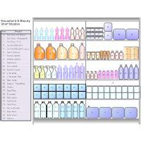 Planogram Exles Free Planogram Templates