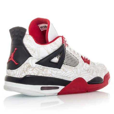 retro iv mens basketball shoes air 4 retro lazer mens basketball shoes white