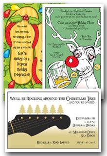 creative christmas party invitations invitation wording ideas cimvitation