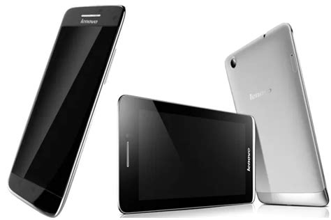 Tablet Lenovo Vibe lenovo vibe x smartphone and s5000 tablet with announced