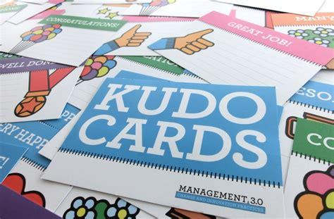 kudo cards templates buy kudo cards version management 3 0