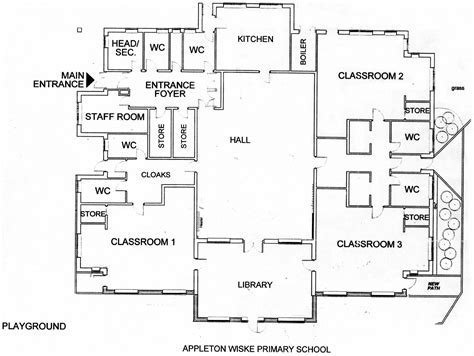 Free Floor Plan Builder by Information Appleton Wiske Primary