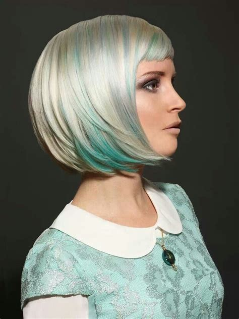 turcquoise short hair styles pastel hair and clothes photo shoot ideas pinterest