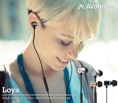 Avantree Loya 3 5mm Gold avantree loya入耳式線控耳機 金 耳機 麥克風專館 eclife良興購物網