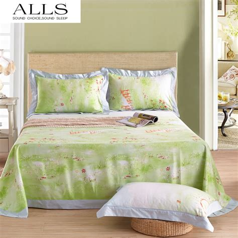 comforter for summer aliexpress com buy sheet set bamboo bedclothes bed linen