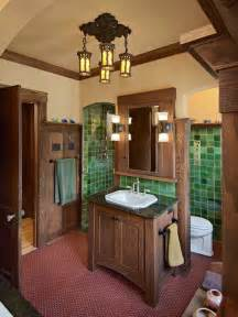 Craftsman Style Bathroom Ideas by Craftsman Style Bathroom Home Design Ideas Pictures