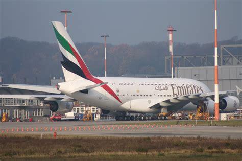 emirates germany emirates f wwag c n 0101 airbus a380 861 23 11 2011 xfw