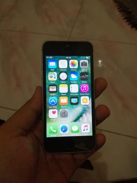 Hp Iphone Bekas jual beli iphone 5s bekas handphone hp