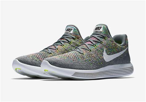 Nike Lunar Epic Flyknit 2 Grey nike lunarepic low flyknit 2 multicolor 863779 003