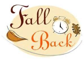 When Does Day Light Savings End Fall Back Clock