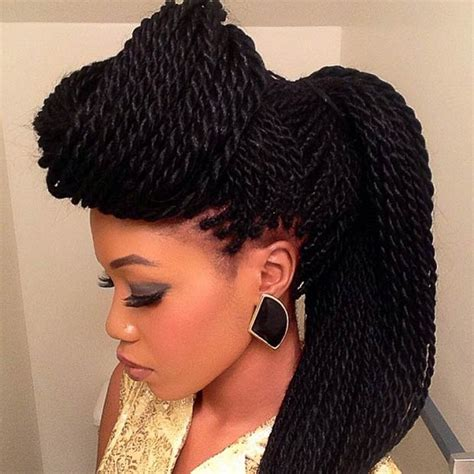 Hairstyles Twists by Spectacular Senegalese Twist Hairstyles Hairstyles 2017