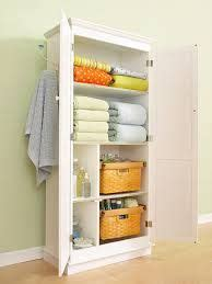 easy storage project customized linen closet craftsman
