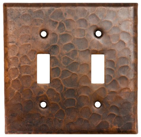 copper light switch covers image gallery light switch plate covers