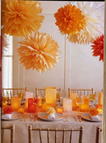 19 Fall Party Centerpiece Projects.   Center pieces
