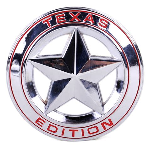 Aufkleber F Rs Auto Ford by Texas Edition Emblem Badge Auto Aufkleber Sticker F 252 R Ford