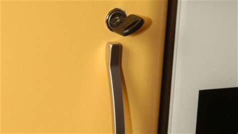 cerradura  puerta de armario hogarmania