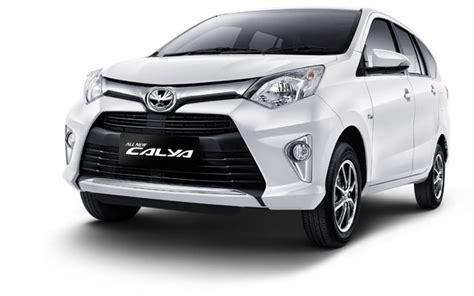 Bantal Mobil Toyota Calya 12 resmi harga toyota calya lcgc lmpv mulai rp 132 jutaan