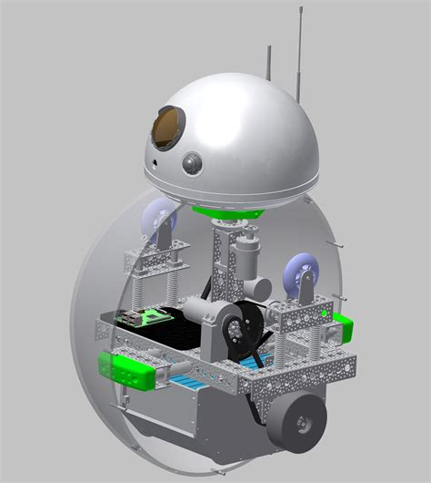 membuat robot bb 8 team builds open source bb 8 robot