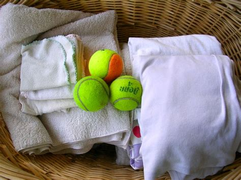 tennis balls in dryer with comforter static electricity in clothes dryers blow drying