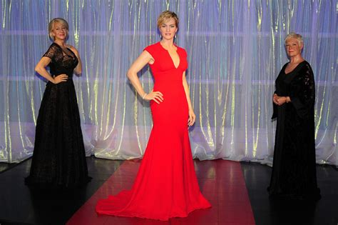 Wax Kate Unveiled by Kate Winslet Photos Photos The Kate Winslet Wax Figure