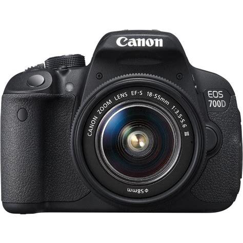 Canon Eos 700d Kit 1 canon eos 700d 18 55 dc iii kit dslrs nordic digital