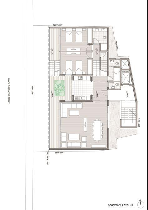 Favorite House Plans gallery of plot 183 bernard khoury architects 6
