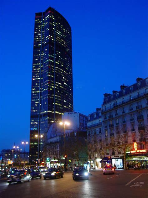 De Montparnasse Is Open In La by Montparnasse Tower