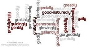 positive thesaurus positive words for you positive