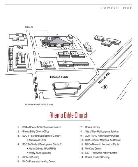 rhema bible church bookstore