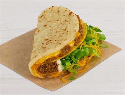 taco bell brings   double cheesy gordita crunch