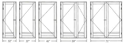 standard exterior door sizes standard door width hometuitionkajang
