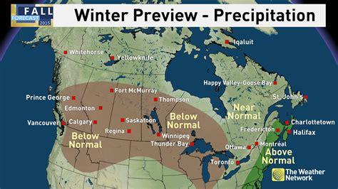 us weather network map precipitation overall winter 2015 16