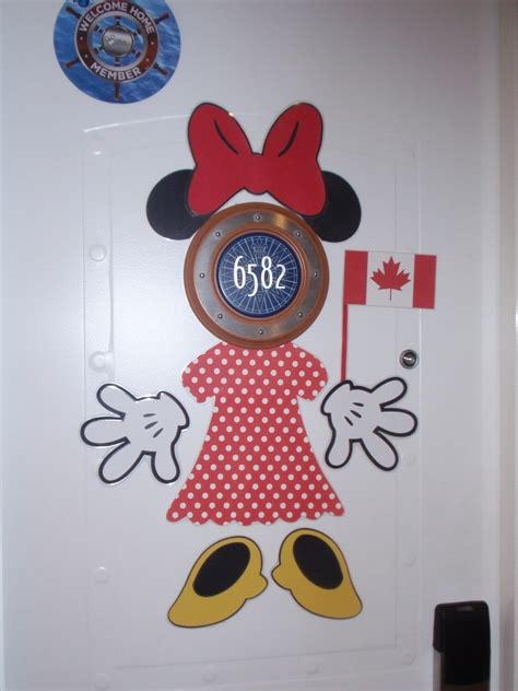 Tips For Home Decorating How To Decorate Your Cabin Door On A Disney Cruise