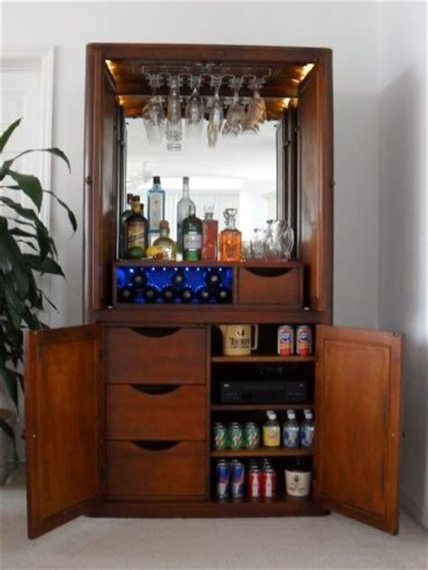 Armoire Bar Ideas by 17 Best Ideas About Armoire Bar On Armoires