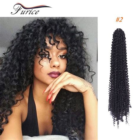 crochet braiding hair crochet braids curly water wave water wave curly hair styles black