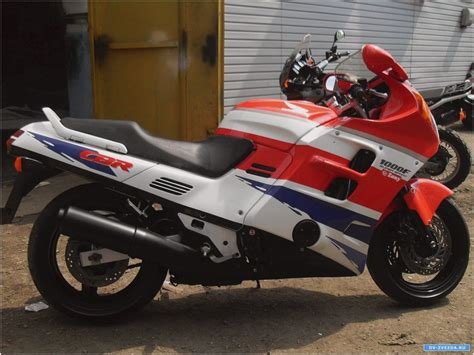 honda cbr 1000f review on the honda cbr 1000f based upon my personal
