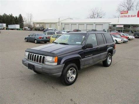 1998 Jeep Grand For Sale 1998 Jeep Grand For Sale Carsforsale